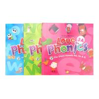 Well-binded offset printing custom Childrens Book Printing for kids Manufactures