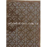 Quality Flexible Light Shoe Sole Rubber Sheet With Original Logo Or Authorized for sale