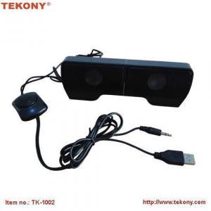 China USB mini stereo speaker TK-1002 on sale