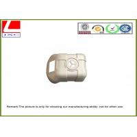 Customizable white ABS plastic mold injection cover used for car , +/-0.02mm Tolerance Manufactures