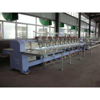 China Customzied Chenille Embroidery Machine / Computer Embroidery Machine High Performance on sale