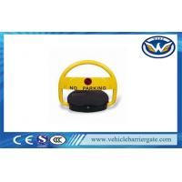 Solar Battery Powered Remote Control Intelligent Automatic Parking Lock Manufactures