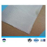 PET  White Multifilament Woven Geotextile for railway construction 140G Manufactures