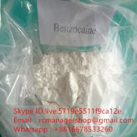 China Research Chemical Powder Benzocaine Raw Steroid For Sex Enhance on sale