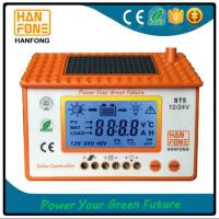Intelligent Residential Solar Power Controller , Solar Wind Charge Controller
