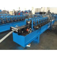 High Speed Ceiling Roll Forming Machine with Manual Decoiler 0.4-0.8mm Manufactures