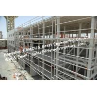 Q345 Material Structural Steel Contracting in China and Steel Structure Qualified Supplier Manufactures