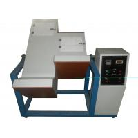 Unique Structure Mobile Phone Testing Equipment , Roller Drop Tester Manufactures
