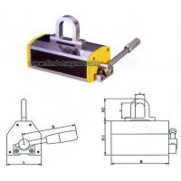 Powerfull Lifting Effort Permanent Magnetic Lifter Cylindrical Lifting Strength 50kg Manufactures