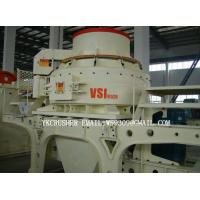 VSI Rock Vertical Shaft Impact Crusher Four Interchangeable Crushing Chambers Manufactures