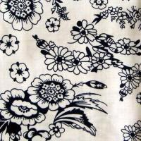 Printed Cotton Sateen Fabric Manufactures
