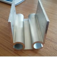 Aluminium profile for tent keder CNC machining parts 6063 T5 with cheap price Manufactures