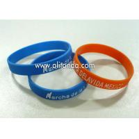 China New product high quality fashion wristbands custom silicon bracelet ,silicone wristband, rubber band on sale