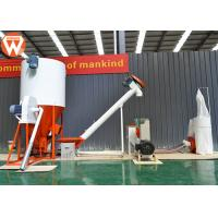Simple Structure Animal Feed Manufacturing Plant , 500 Kg/H Animal Feed Processing Plant Manufactures