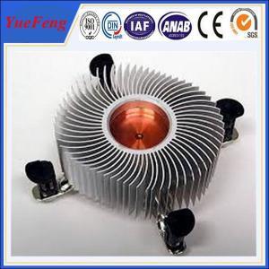 aluminum extrusion profile for radiators, supply aluminum radiator extrusion, OEM aluminum Manufactures