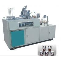 Multi-Running Position Automatic 250 - 300 Gsm Paper Cup Making Machine Manufactures