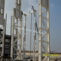 Large Span Steel Frame Buildings with Strong Corrosion Resistance Manufactures