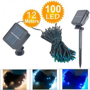 Waterproof Solar Lamps Power LED String Garlands Lights Solar Garden Christmas Lights Manufactures