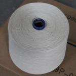 OCS Certified 55% Hemp Yarn 45% Organic Cotton Blend Thread 16Ne for Weaving / Knitting Manufactures