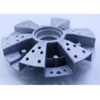 Aluminum Die Casting Components Washing Machine Rotor Base D450*130 Manufactures