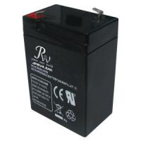 SLA 6v 4.5ah Security Alarm Batteries Float Or Cyclic Non Spillable Maintenance Free Battery Manufactures