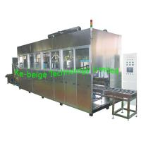China Multiple-Robot Arms Ultrasonic Cleaning Equipment for Stamping Parts Cleaning on sale