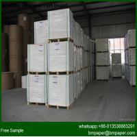 China Couche paper/ 2 side coated art paper on sale