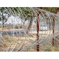 Galvanized / Stainless Steel Razor Wire Manufactures