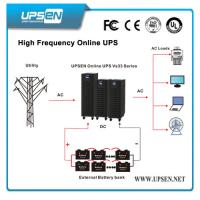 10-30kVA High Frequency Three Phase UPS for CCTV Manufactures