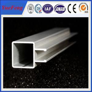 6063 T5 aluminium extrusions alloy 6000 series / aluminum profiles curtain track Manufactures