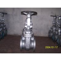 API 6D / API 600 / BS 1414 WCB Gate Valve BB, OS & Y Structure Manufactures