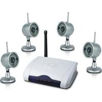 Video and Audio Wireless Camera kit ( One wireless receiver and 4 cameras) Manufactures