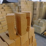 ISO Refractory Fire Bricks BG-96A Silica Brick Lower Porosity Clay Brick Manufactures