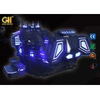Electronic Game Virtual Reality 9D Simulator For Amusement Center Manufactures