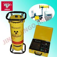 NDT protable panoramic directional X ray flaw detector with inner glass x-ray tube 3506 Manufactures