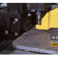 Quality Model BNC100 CNC Plate Punching Machine , ISO Cnc Steel Plate Cutting Machine for sale