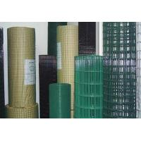 Galvanized &PVC Coated Welded Wire Mesh Manufactures