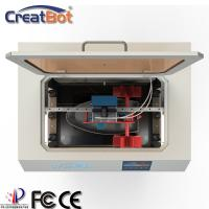High Precision Metal 3d Printer , CreatBot F430  Professional 3d Printer Manufactures