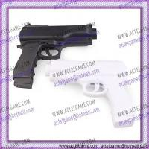 Wii Wisemi-Auto Pistol 2in1 Gun Nintendo Wii game accessory Manufactures
