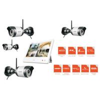 Quality Real Time Home Video Surveillance Camera HD Camera Security System for sale
