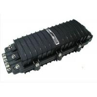Buy cheap WaterProof Splice Closure Fiber Optic Cable Accessories For Direct Buried , 58 * 52 * 51.5 Size from wholesalers