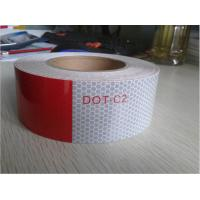 China Conspicuity reflective tape with DOT-C2 on sale