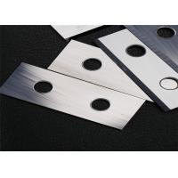 Quality 30*12*1.5,Woodworking Carbide Cutting Inserts / Spiral Planer Tungsten Carbide Blanks for sale