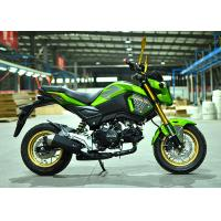 China 110kg Dirt Bike Style Motorcycle , Dirt Street Motorcycle Disk / Disk Brake on sale