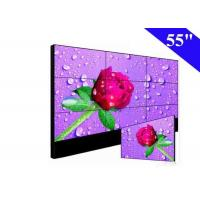 Full HD 55 Inch LCD Video Wall 16.7M Color 700Nits For KTV TV Background Stage Manufactures