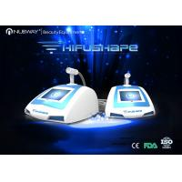 Women Portable HIFU Machine Blue White 220V 50Hz / 110V 60Hz Manufactures