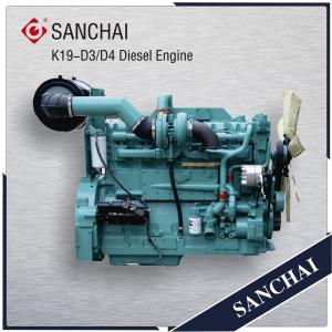 KTA19-G Diesel Engine For Generator, Gensets