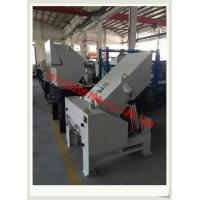 Tubular product crusher / plastic pipe grinder machine with CE&SGS Manufactures