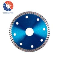 Best quality Sintered sharpest 150mm diamond saw blade for cutting granite and marble and quartz Manufactures
