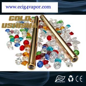 China Gold shisha pen 500 puffs disposable e cigarette wholesale over 300 flavours on sale